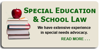 Special Education & School Law